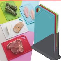 Tábuas Corte Carne Plástico Polietileno Coloridas Tramontina